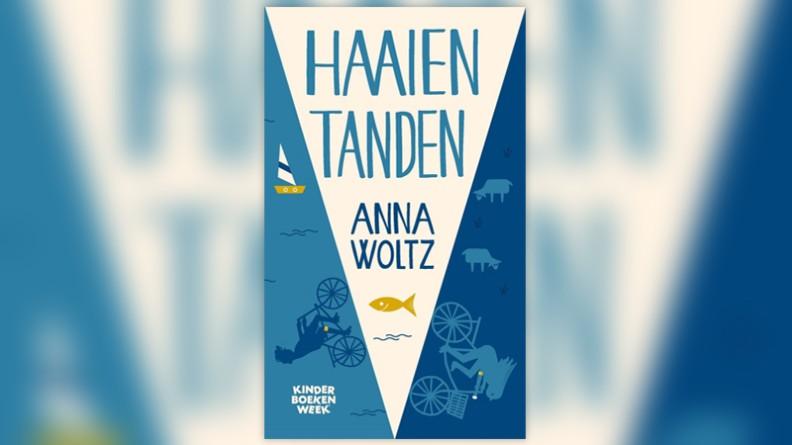 Meer over het boek Haaientanden, geschreven door Anna Woltz.